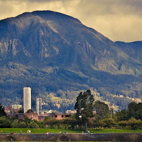 Parque Simón Bolivar Bogotá Faroliando William Galindo Blog