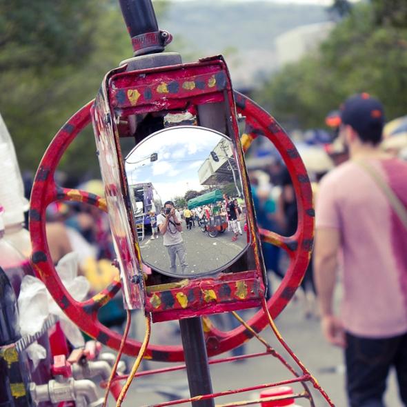 Desfile de Silleteros Faroliando William Galindo Blog